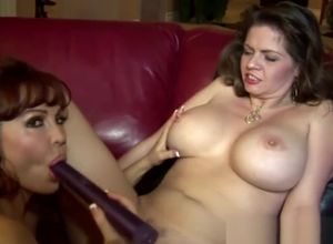 Iamporn - Big-boobed Mature G/g Gets..