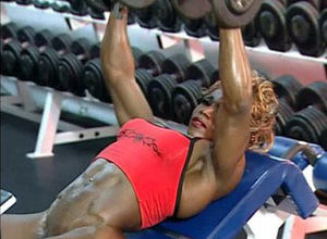 Desiree Ellis 05 - Gal Bodybuilder