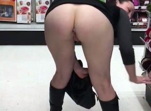 Gf Showcases in Public Store