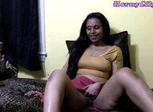 Bhabhi  Lily showcase softcore on web..