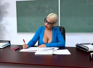 Brazzers Back To University - College..