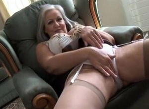 Finest Homemade movie with Stockings,..