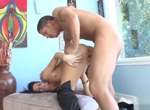 India Summer deep-throats and screws..