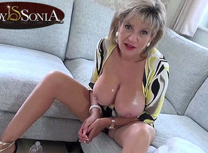 Crazy JOI from wondrous mature Female..