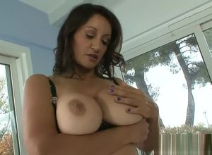 Super-fucking-hot Faux Mommy Persia..