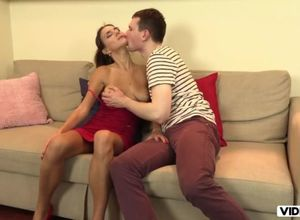 Kinky stud bang his shameless auntie